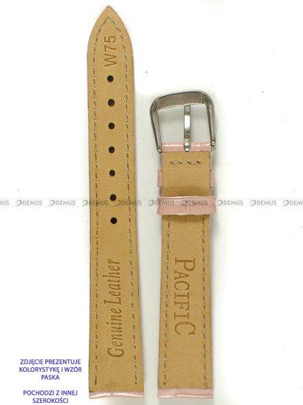 Pasek skórzany do zegarka - Pacific W75.12.20.20 - 12 mm