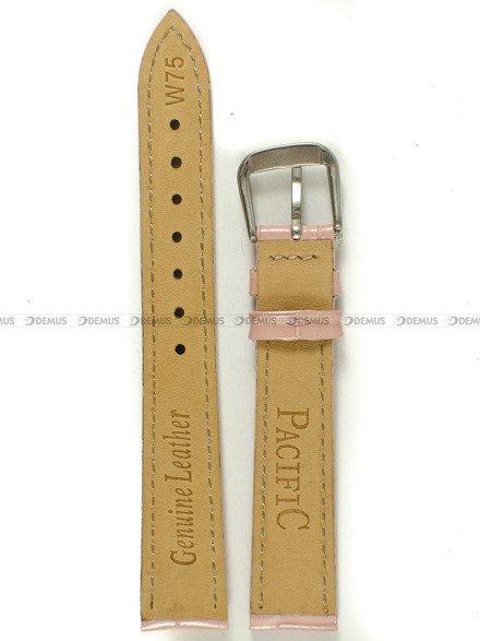Pasek skórzany do zegarka - Pacific W75.16.20.20 - 16 mm