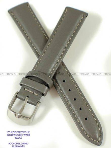 Pasek skórzany do zegarka - Pacific W83N.12.6.6 - 12 mm