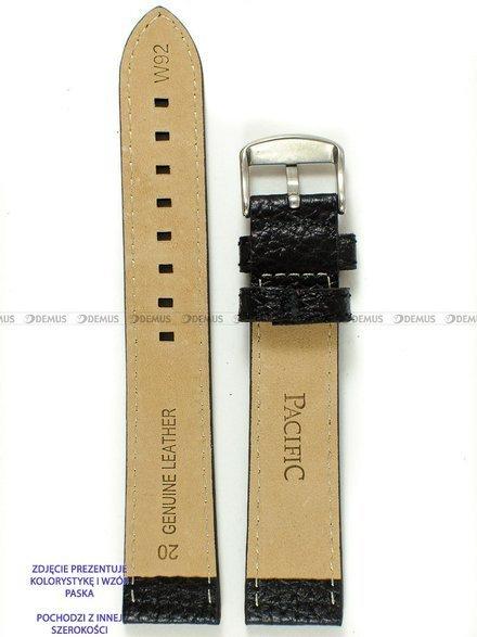 Pasek skórzany do zegarka - Pacific W92.24.1.1 - 24 mm