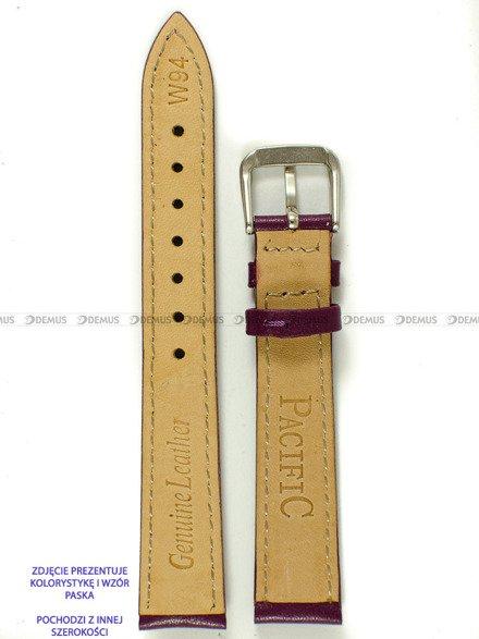 Pasek skórzany do zegarka - Pacific W94.14.14.14 - 14 mm
