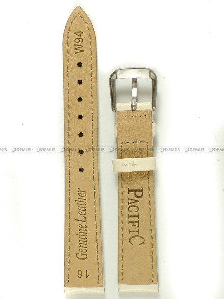 Pasek skórzany do zegarka - Pacific W94.16.71.71 - 16 mm