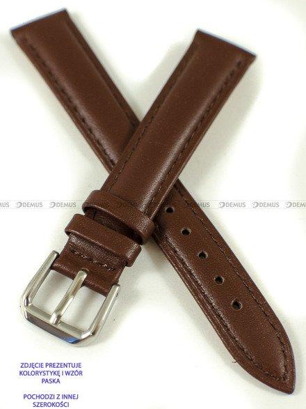 Pasek skórzany do zegarka - Pacific W94.20.2.2 - 20 mm