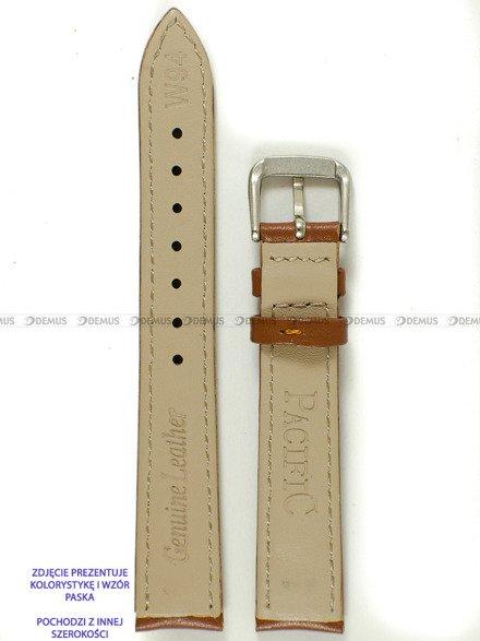 Pasek skórzany do zegarka - Pacific W94.20.3.3 - 20 mm
