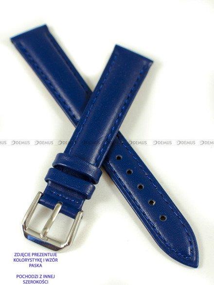 Pasek skórzany do zegarka - Pacific W94.20.5.5 - 20 mm