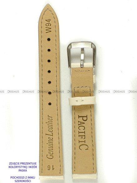 Pasek skórzany do zegarka - Pacific W94.24.71.71 - 24 mm