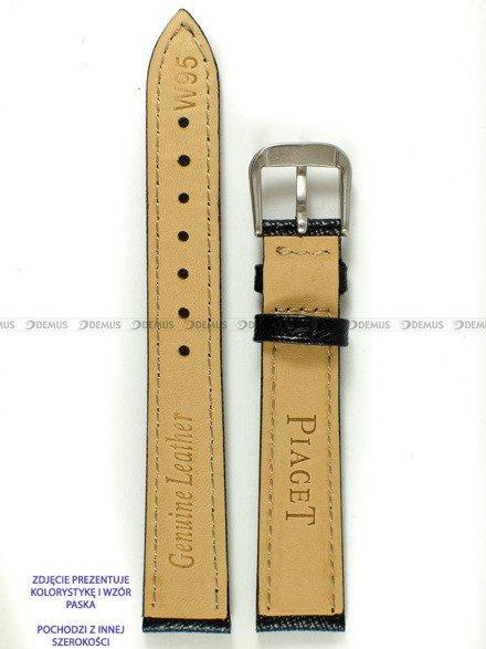 Pasek skórzany do zegarka - Pacific W95.12.1.1 - 12 mm
