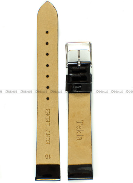 Pasek skórzany do zegarka - Tekla PSP3.16.1 - 16 mm