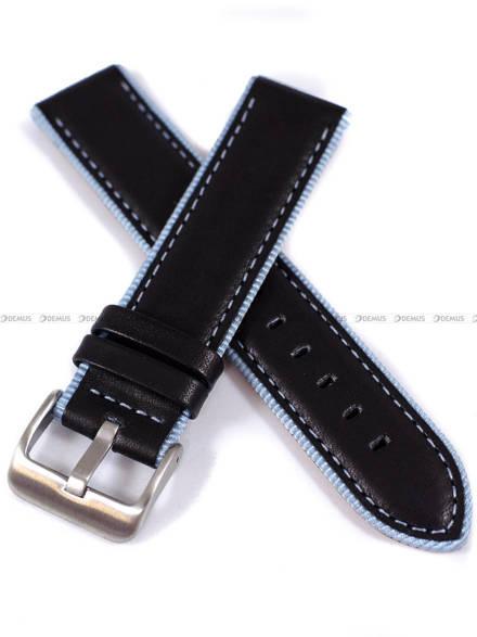 Pasek skórzany do zegarka - Tekla PT10.20.1.2 - 20 mm