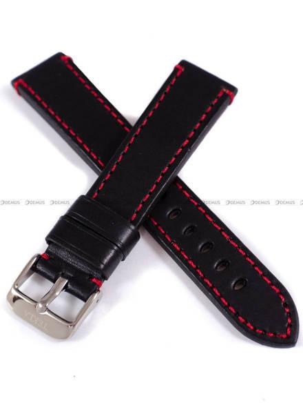 Pasek skórzany do zegarka - Tekla PT14.20.1.4 - 20 mm