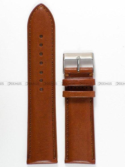 Pasek skórzany do zegarka - Tekla PT15.24.2 - 24 mm