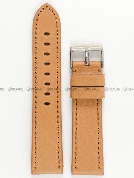 Pasek skórzany do zegarka - Tekla PT18.22.3 - 22 mm