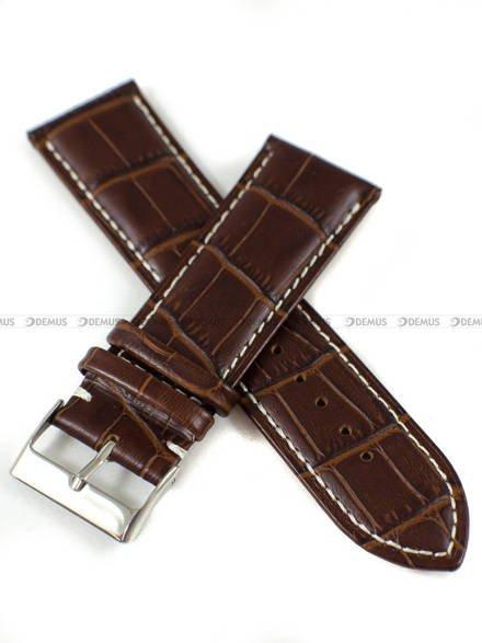 Pasek skórzany do zegarka - Tekla PT2.26.2.7 - 26 mm