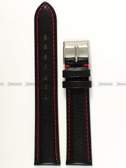 Pasek skórzany do zegarka - Tekla PT24.18.1.4 - 18 mm