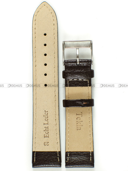 Pasek skórzany do zegarka - Tekla PT38.20.2.7 - 20 mm
