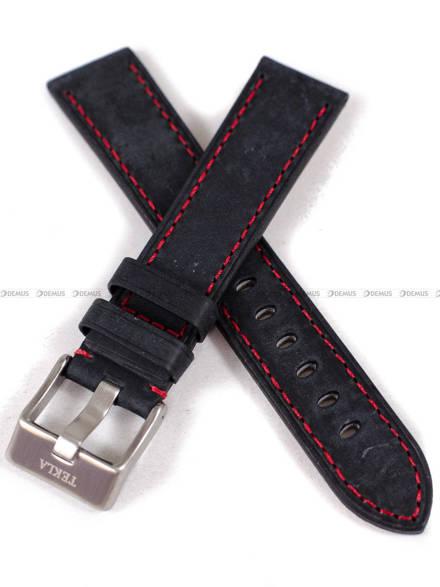 Pasek skórzany do zegarka - Tekla PT4.20.1.4 - 20 mm