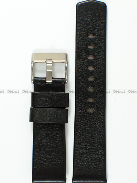 Pasek skórzany do zegarka - Tekla PT48.24.1 - 24 mm