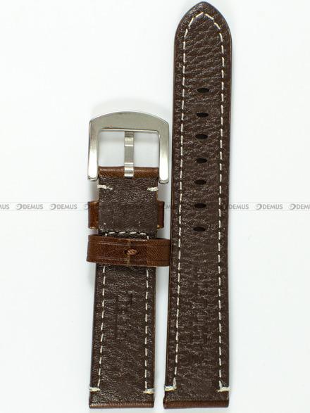 Pasek skórzany do zegarka - Tekla PT49.20.2.7 - 20 mm