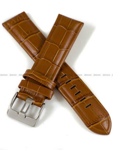 Pasek skórzany do zegarka - W116.22.3 - 22 mm