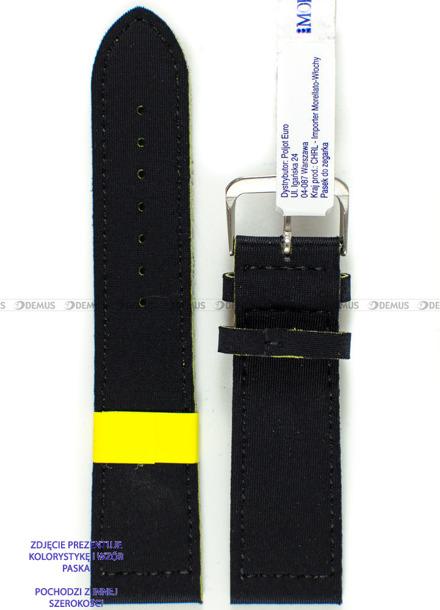 Pasek wodoodporny Lycra do zegarka - Morellato A01X5271C90119CR20 - 20 mm
