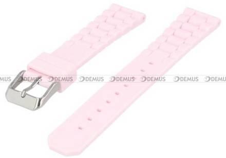 Pasek z tworzywa do zegarka Lorus - RG257RX9 - 18 mm