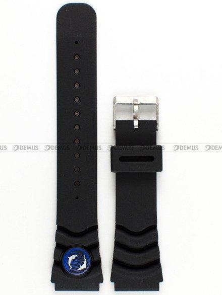 Pasek z tworzywa do zegarka Orient FEM6500 - VDCLXSB - 22 mm