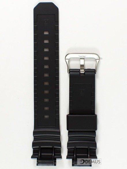 Pasek z tworzywa do zegarków Casio AWG-M100, AW-590, AW-591, G-7700, GG-7710 - 16 mm
