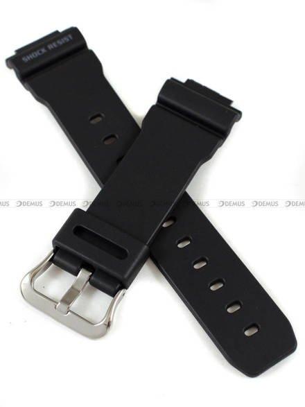 Pasek z tworzywa do zegarków Casio DW-6900E-1 - 16 mm