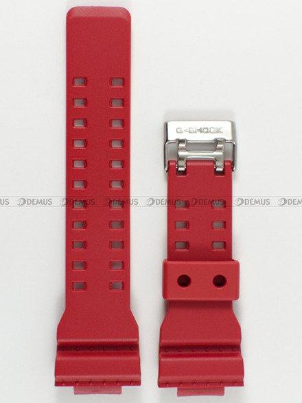 Pasek z tworzywa do zegarków Casio GA-100, GA-110, G-8900, GR-8900, GW-8900, GWX-8900 - 16 mm