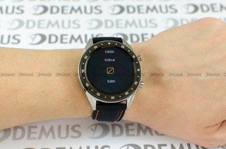 Smartwatch Pacific 05 Guma Black Orange