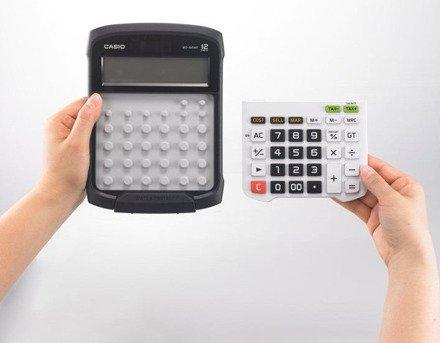 Wodoodporny kalkulator Casio WD-320MT