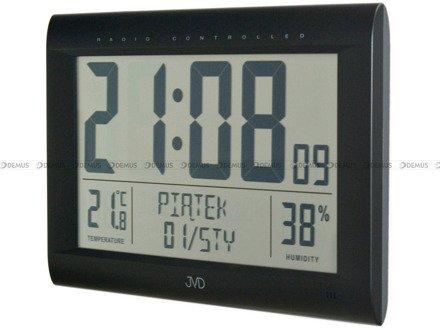 Zegar cyfrowy z termometrem JVD RB9075.1