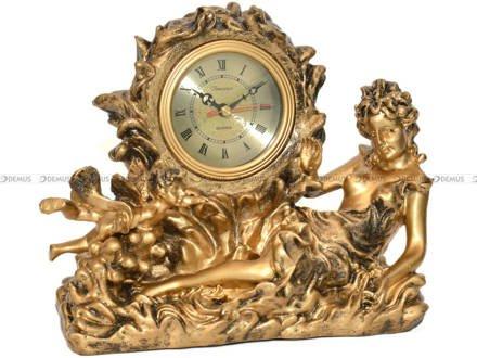 Zegar kominkowy figurka Demus 525A