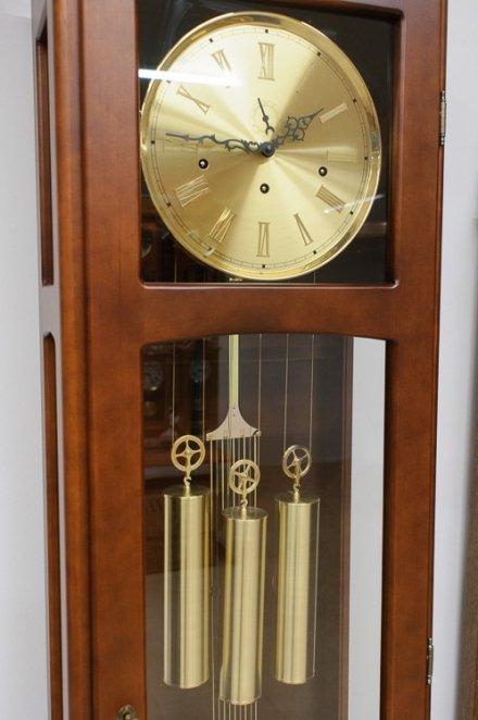 Zegar mechaniczny stojący Hermle Hermes-Gold-BWA