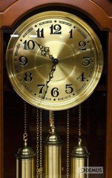 Zegar mechaniczny stojący Kieninger Helmut-Gold-WA