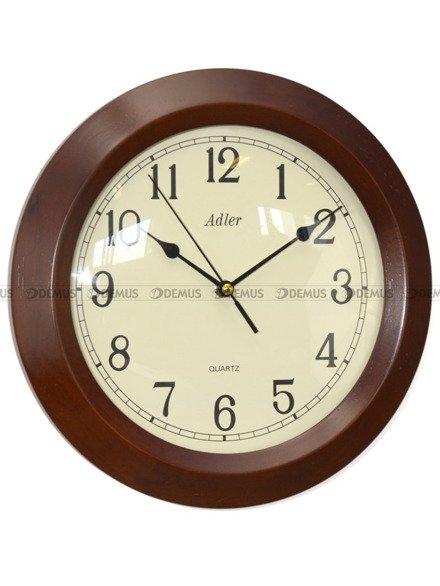 Zegar ścienny Adler 21001-W