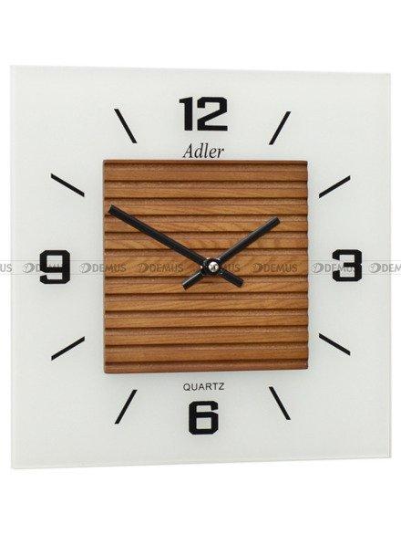 Zegar ścienny Adler 21121-D - 28 cm