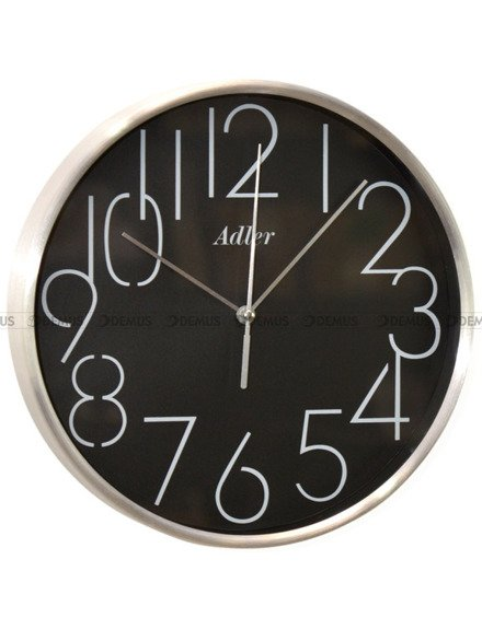 Zegar ścienny Adler 30139-Black