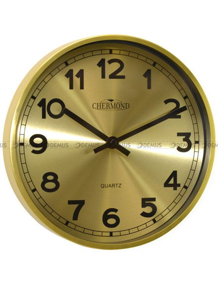 Zegar ścienny Chermond 9737-CG