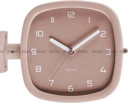 Zegar ścienny Karlsson Doubler KA5831PI