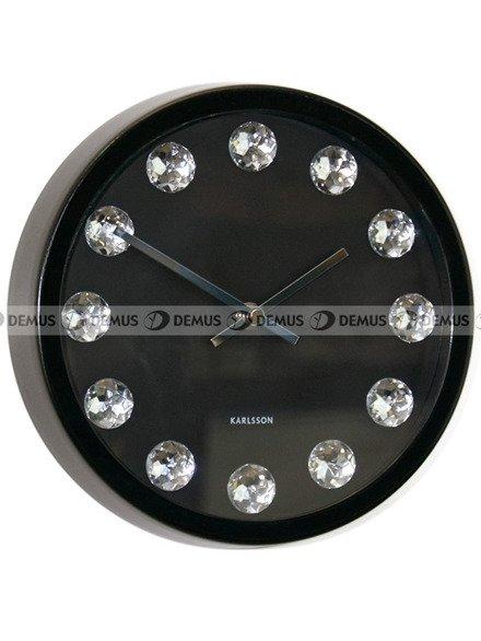 Zegar ścienny Karlsson Medium Diamond KA5191