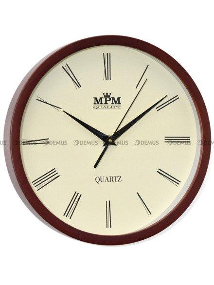 Zegar ścienny MPM E01.2471.52.W
