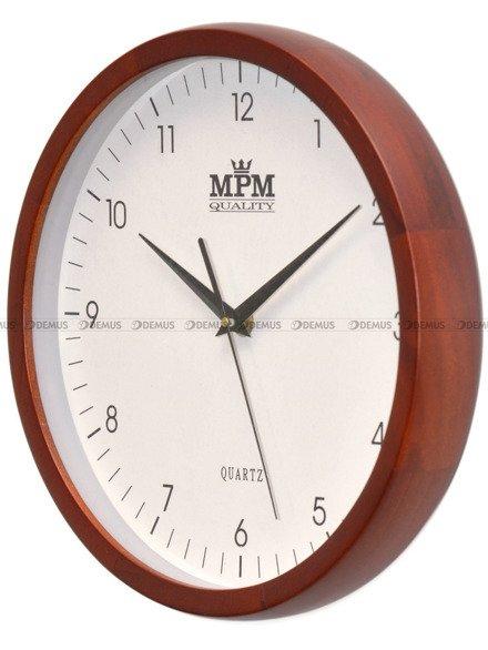 Zegar ścienny MPM E01.2472.52.W