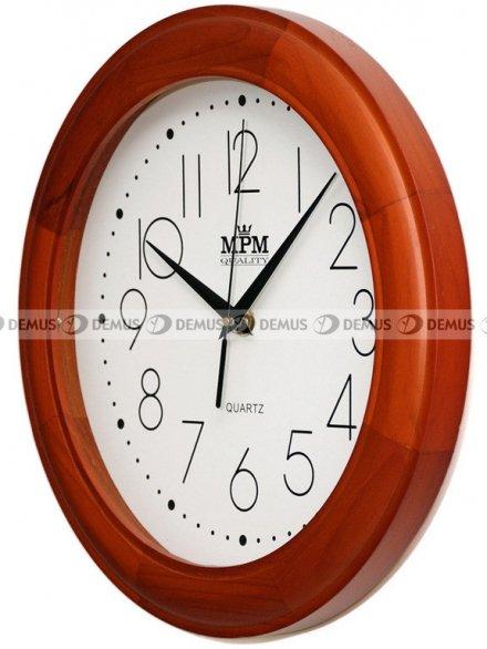 Zegar ścienny MPM E01.2473.51.W