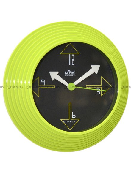 Zegar ścienny MPM E01.2690.40