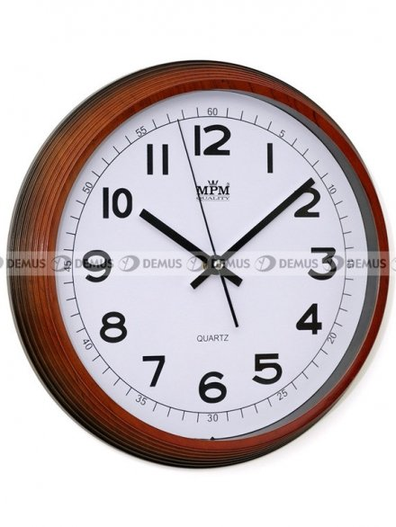 Zegar ścienny MPM E01.2975.52.AI