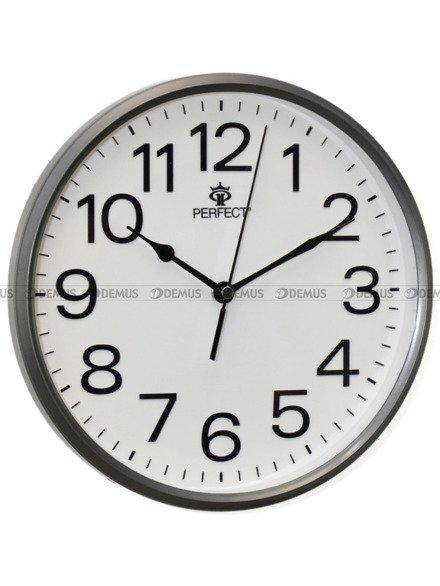 Zegar ścienny Perfect GWL683-P-GRT