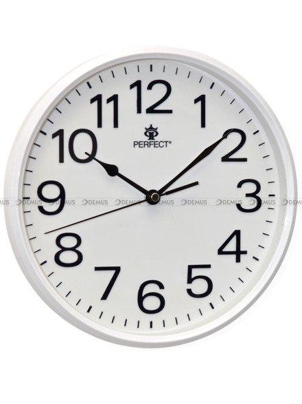 Zegar ścienny Perfect GWL683-P-WH