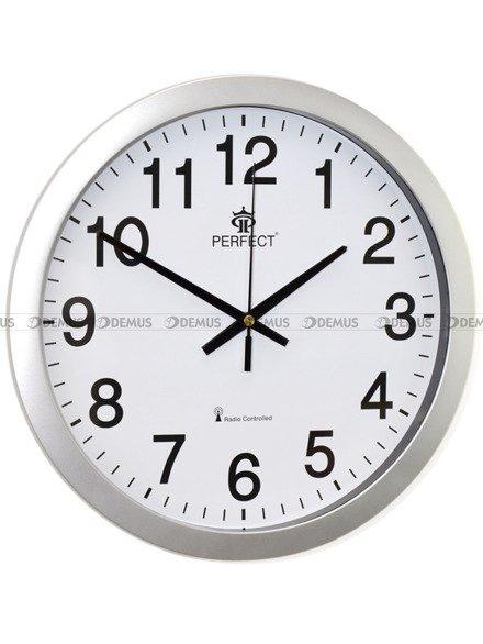 Zegar ścienny Perfect WR611DCF-SR