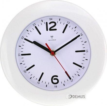 Zegar ścienny, biurkowy z podpórką MPM E01.2953.00